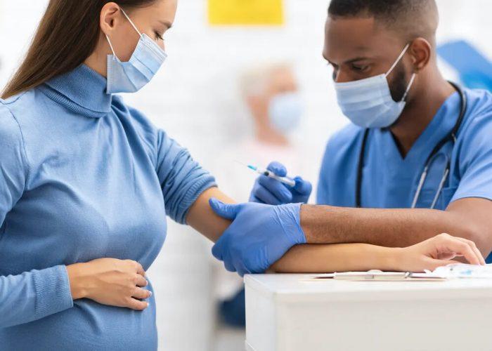 واکسیناسیون علیه کووید _۱۹ در مادران باردار