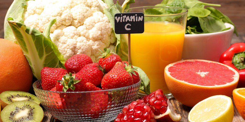 ویتامین c مورد نیاز در بارداری